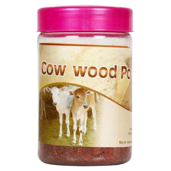 Cow_wood_powder